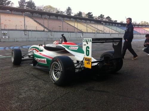 Formule 3 van Amersfoort Racing