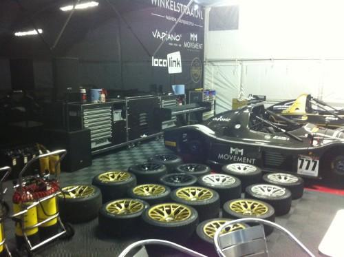 Dutch supercar challenge wielen