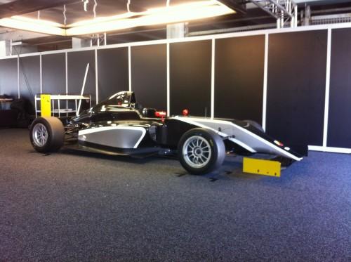 Formule 4 close up