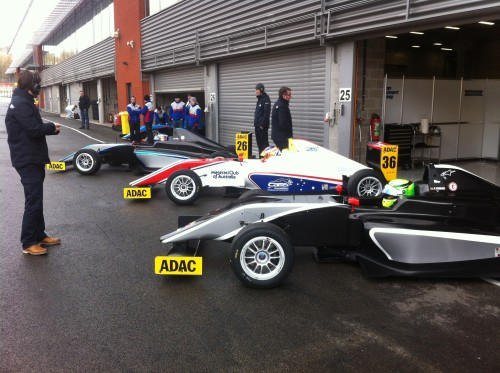 Formule 4 SPA francorchamps