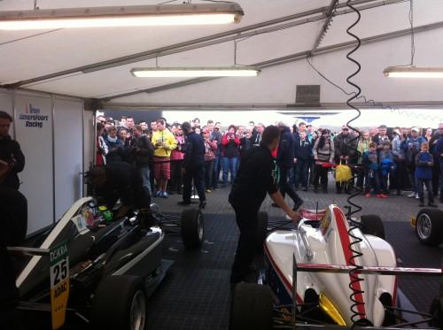 Formule 4 tent