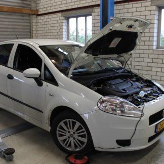 Fiat Punto 2012- chiptuning