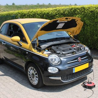 Fiat 500 chiptuning