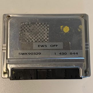 Dit is een EWS vrije ECU voor een 328i