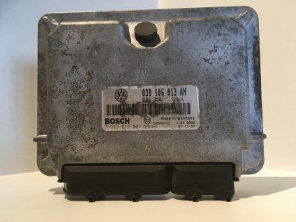 Dit is de ECU van een Volkswagen Caddy of Seat Inca SDI met het nummer 038906013AN