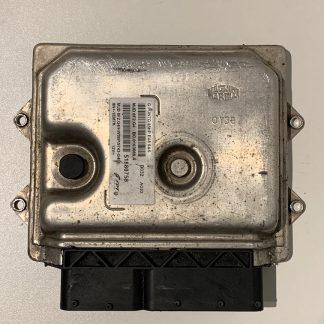 Dit is een sleutelvrije ECU voor een Grande Punto of Punto EVO met 85pk 1.3 multijet motor