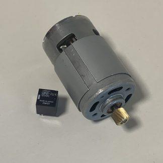 Electrische handrem reparatie